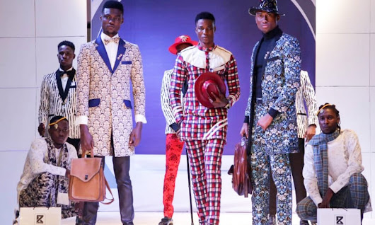 It's All Glitz & Glamour At The Just Ended Accra Fashion Week SH18