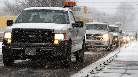 Winter is coming, here are some tips on driving safely on those roads