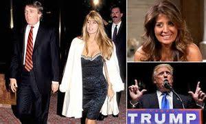 Donald Trump's ex girlfriend Rowanne Brewer says he was