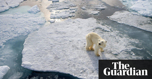 Melting ice sheets are hastening sea level rise, satellite data confirms | Environment | The Guardian