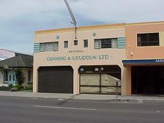 Canning & Loudoun, Napier