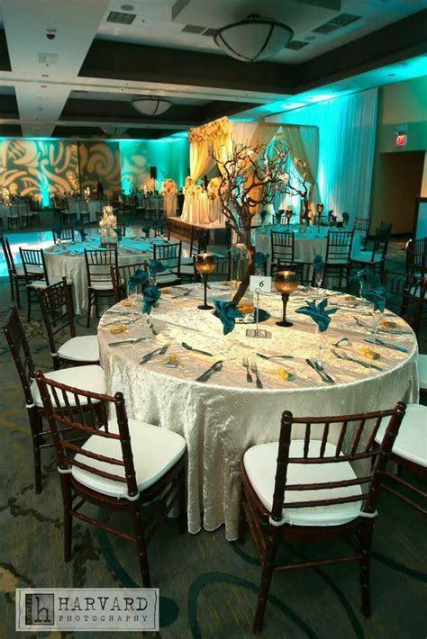 Hardik & Bansari?s Natural Teal Wedding Reception