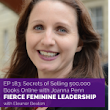 EP183 Secrets of Selling 500,000 Books Online With Joanna Penn - Fierce Feminine Leadership - Eleanor Beaton Podcast