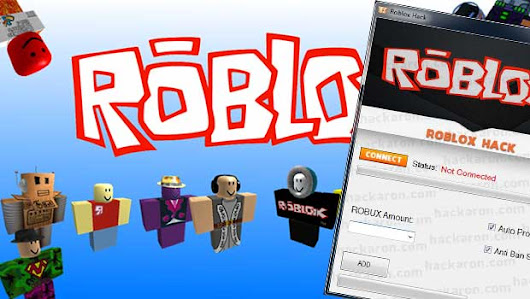 Roblox Hack - Free Robux and Tickets - Hackaron