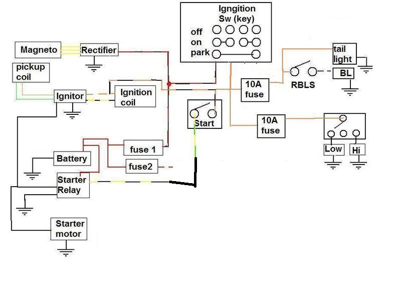 Suzukisavage Com Wiring Diagram Ls650 2001