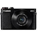 Canon - PowerShot G9 X 20.2-Megapixel Digital Camera - Black