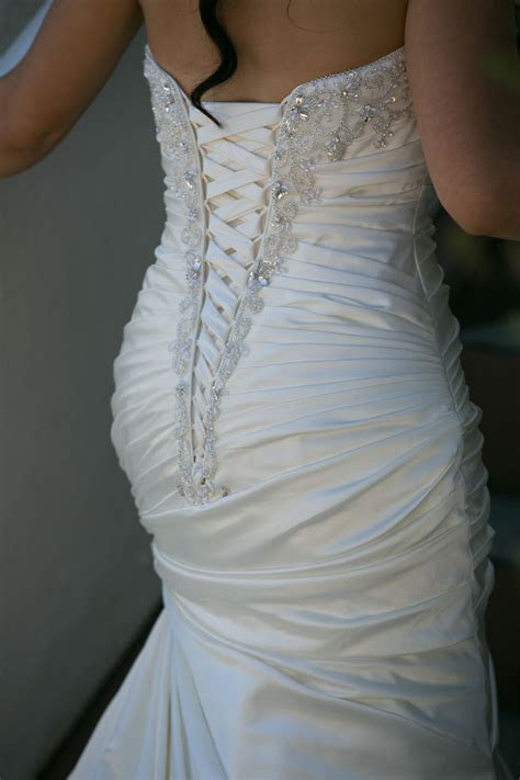 1000  ideas about Corset Wedding Dresses on Pinterest