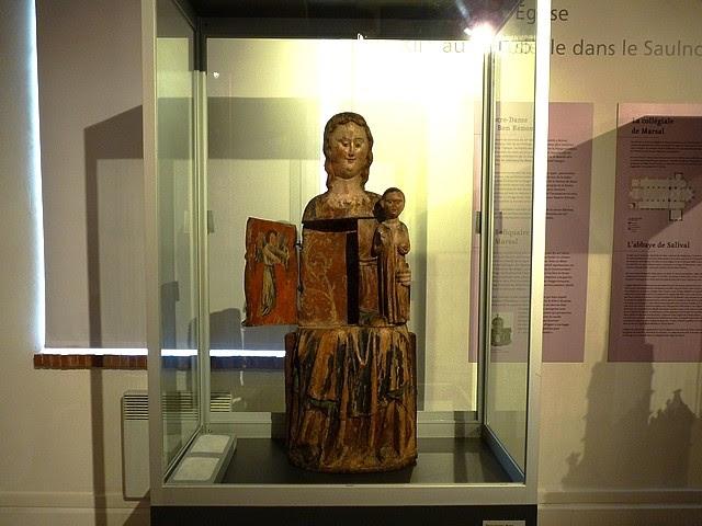 La Vierge ouvrante de Marsal 1 Marc de Metz 16 08 2012