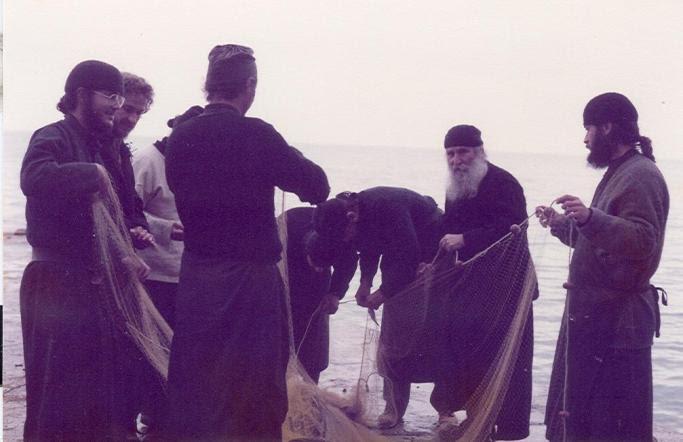 Στο ψάρεμα