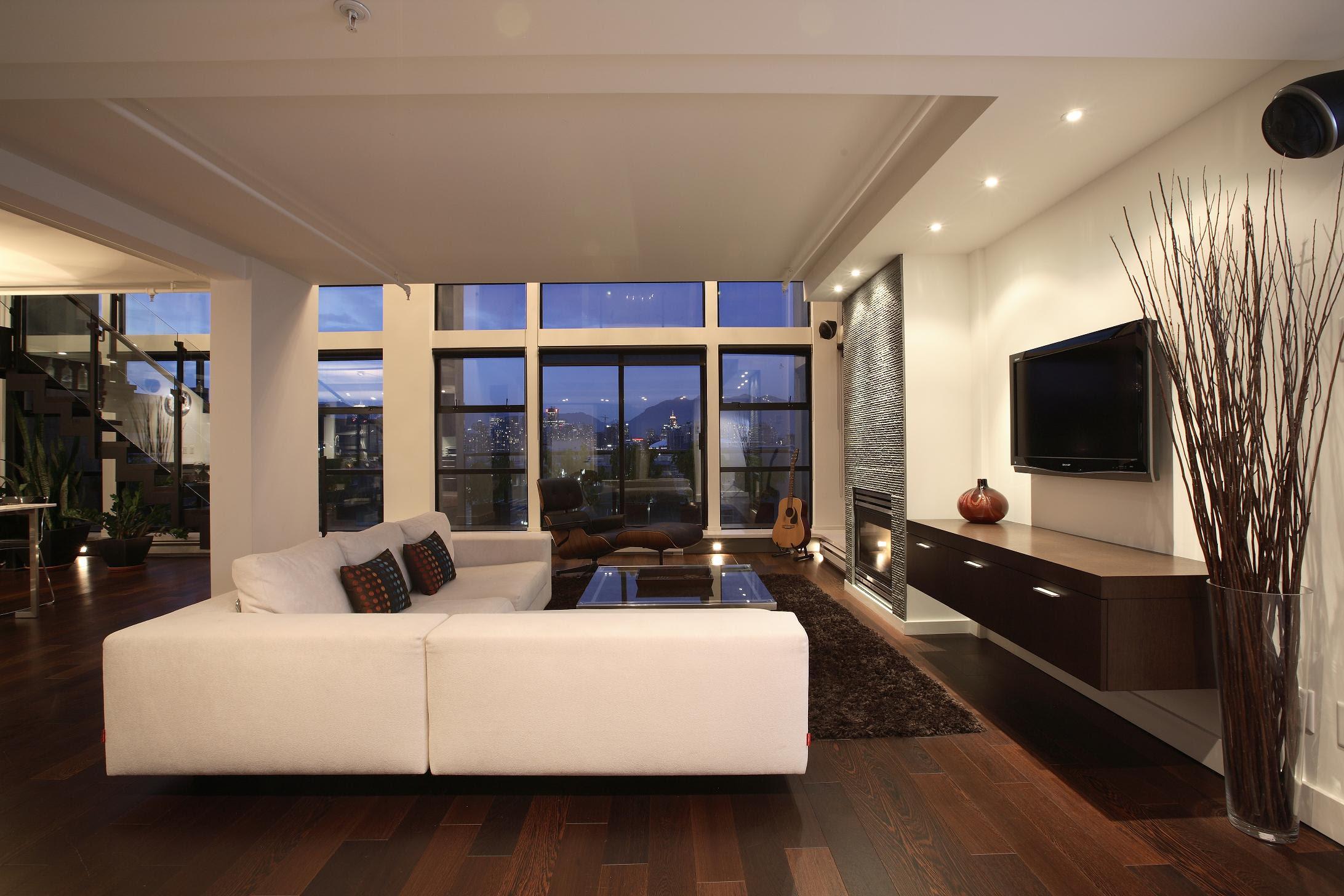Modern Apartment Interior Design - HomesFeed