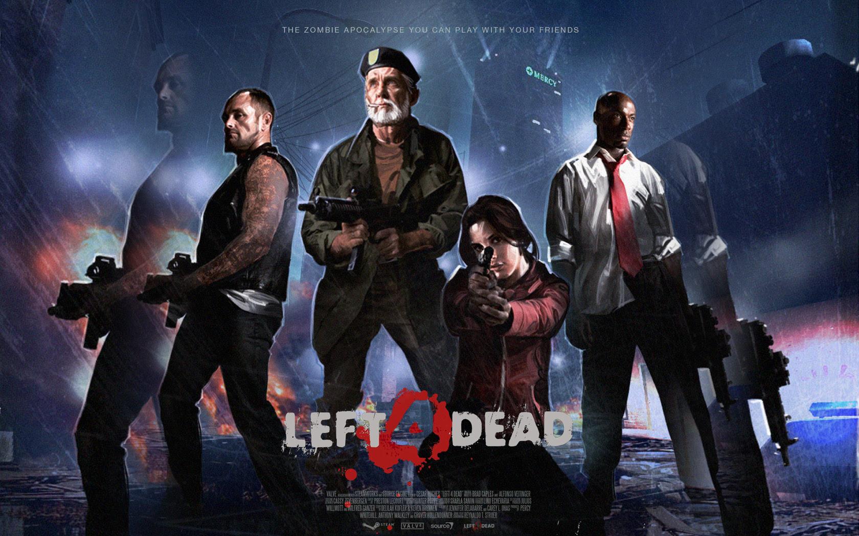 Left 4 Dead 2 Wallpaper 1680x1050 52479