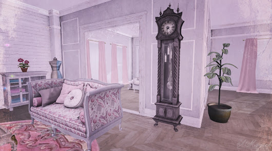 Enchanting Passing of Time ~::Static:: Grandfather Clock~ The Enchantment Event