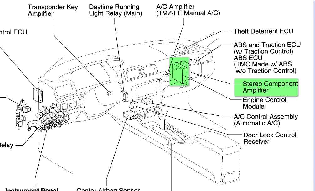 Wiring Schematic For Toyotum Corolla 2010
