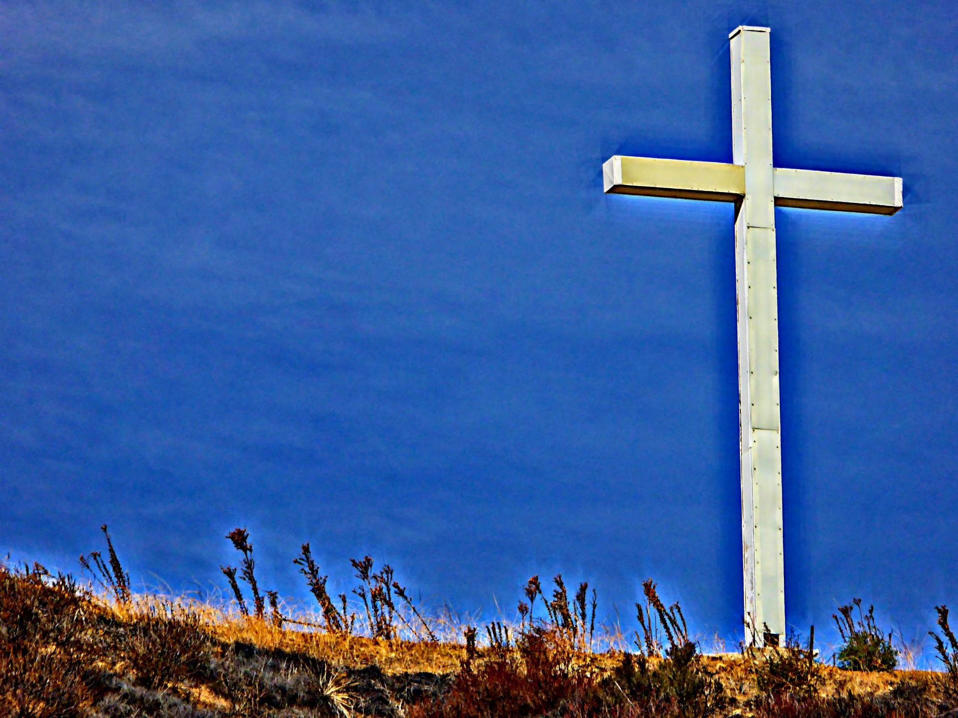 The Easter Cross