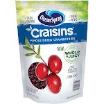 Ocean Spray Whole Craisins Dried Cranberries (64 oz),