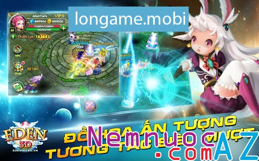 Tải EDEN online, EDEN mobile đỉnh cao game 3D (game Android, IOS)