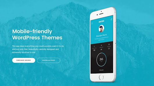 25 Best Mobile Friendly WordPress Themes for 2017