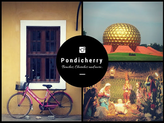 Best of - Pondicherry for Christmas!