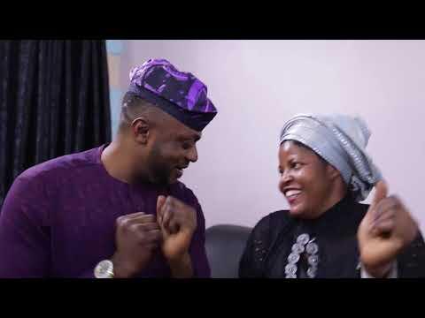 {VIDEO}»  Odunlade adekola with  his Wife {New video music} OMO BABA