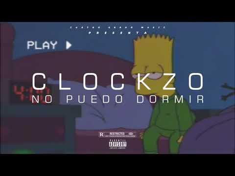 ClockZo - No Puedo Dormir (Prod. By Kyduh) (Audio)