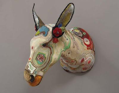 My Mule by Sherry Markovitz