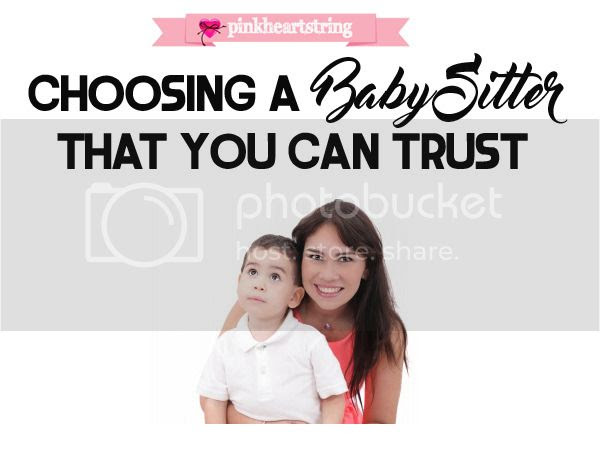 Choosing a Baby Sitter You Can Trust