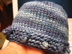 baby bobble band hat