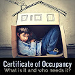 Certificate of Occupancy: What is it and who needs it?