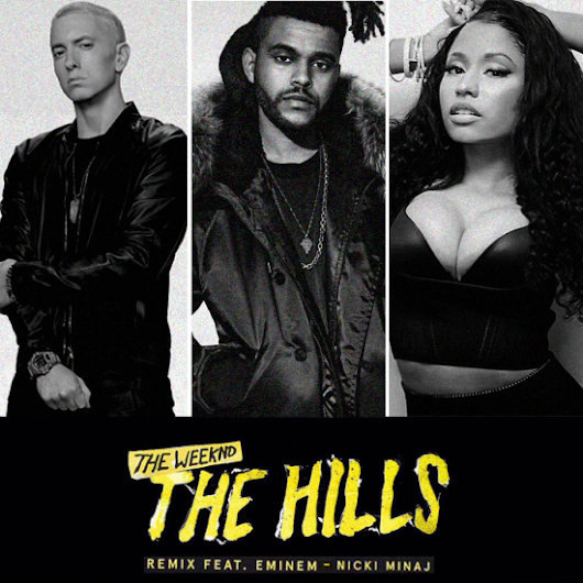 The Weeknd feat. Eminem — «The Hills» (Remix)