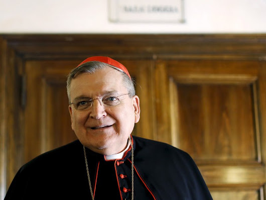 Cardinal Burke insists he is serving Francis, not opposing him