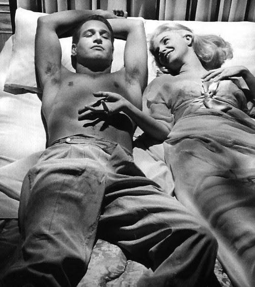 Paul Newman y Joanne Woodward 2