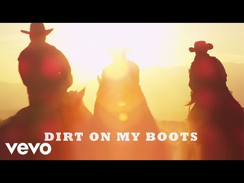 Dirt On My Boots Lyrics - Jon Pardi | Country Music