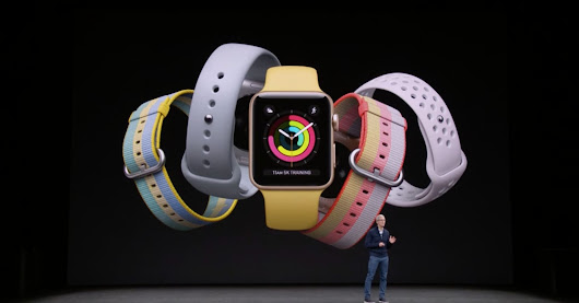 Apple testing watch for heart arrhythmia with Stanford, American Well