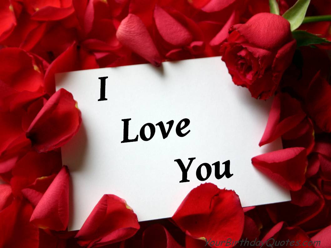 What Was Your Reaction After Your First I Love You