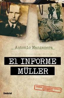 Resultado de imagen de El informe Muller - Antonio Manzanera