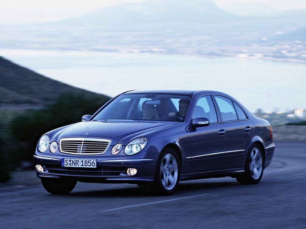 Beautiful, But Horrible: 2003-2005 Mercedes-Benz W211 E ...