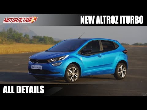 Tata Altroz iTurbo – Variants, Features, Mileage and All Specs