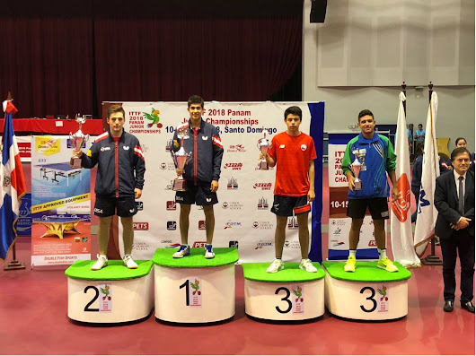 ITTF Pan Am Junior Championship: Recap