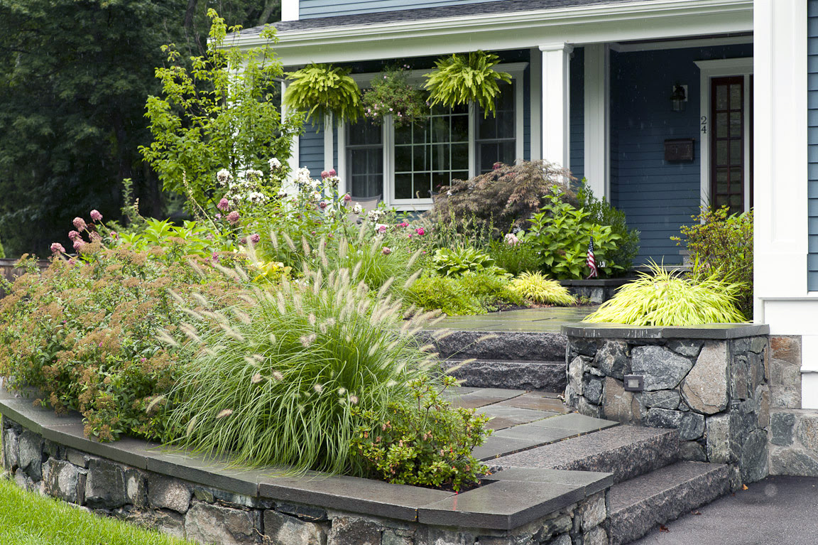 Front Yard Landscape Plans You Must See - HomesFeed