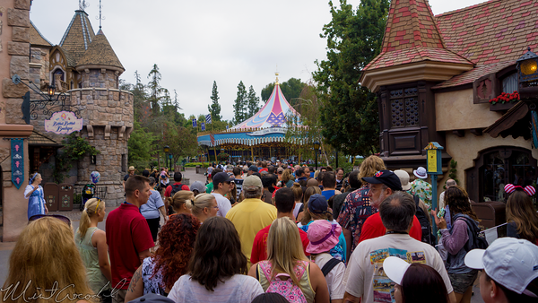 Disneyland Resort, Disneyland60, Disneyland, Sleeping, Beauty, Castle, Fantasyland, Peter, Pan, Rush