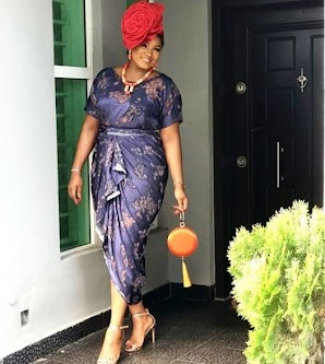 Stunning Photos As Omotola, Shaffy Bello, Rita Dominic And Others Graced Lala Akindoju's Traditional Wedding