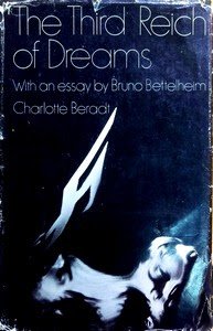 Cover of 1968 Quadrangle Books edition of 'The Third Reich of Dreams'