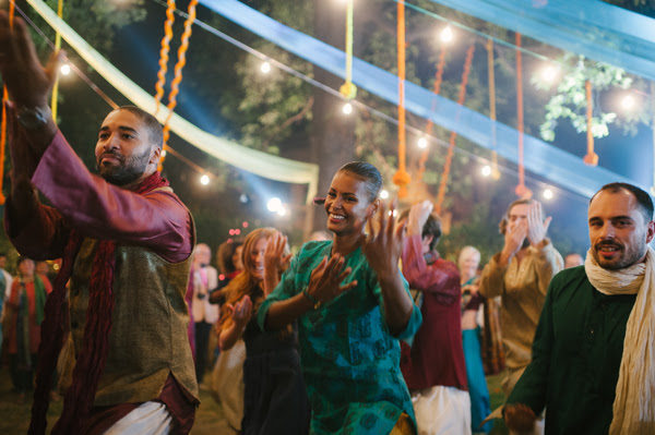 Rimi & Jean get married in India