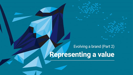 Evolving a brand (part 2): Representing a value | Blue Wren
