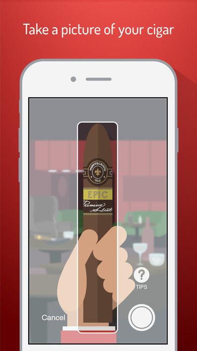 Cigar Scanner på App Store