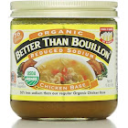 Better Than Bouillon Organic Chicken Base - 16 oz jar