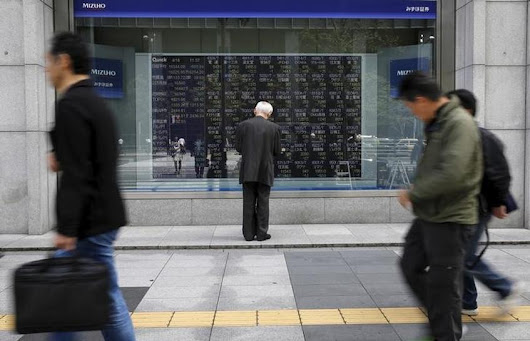 Asian shares gain ahead of Yellen, shrug off Trump controversy