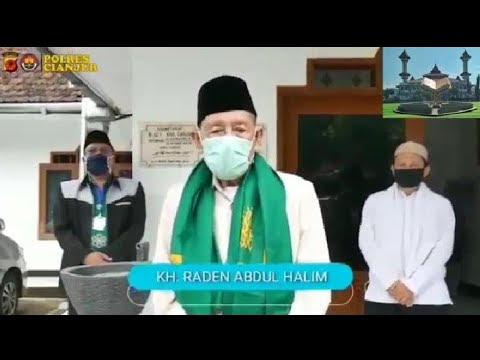 Himbaun Ketua DKM Masjid Agung Cegah Covid-19