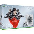 Microsoft Xbox One X Gears 5 Limited Edition Bundle - 1 TB - Dark Translucent