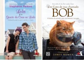 Kit_6_Lola e o Garoto da casa ao lado_Um Gato de rua chamado Bob